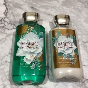 Bath & Body Works Shower Gel & Lotion Set